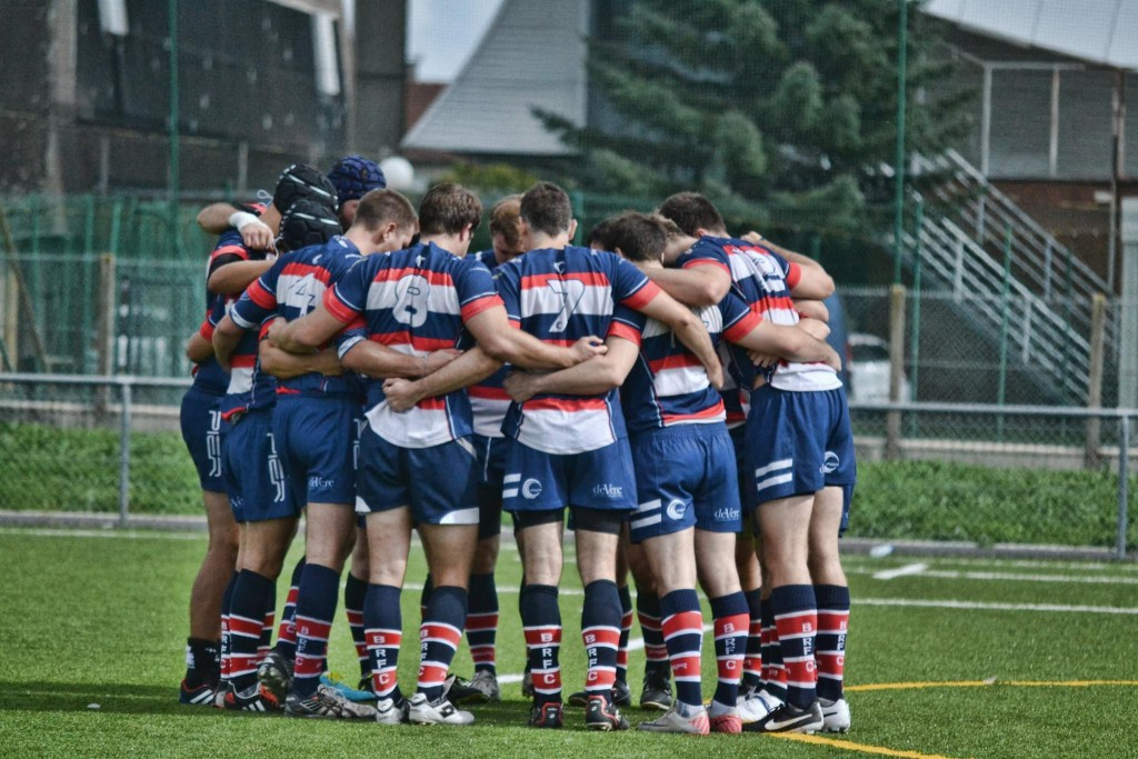 BRFC Team Huddle